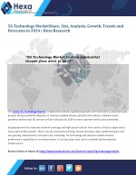 Latest Current Affairs and News About 5G Technology