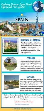 Exploring Tourism: Spain Travel Agency & Tour Operator