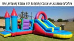 Hire Jumping Castle for Jumping Castle in Sutherland Shire
