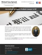 Accredited & Expert Probate Lawyer in NY