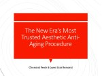 The New Era's Most Trusted Aesthetic Anti-Aging Procedure