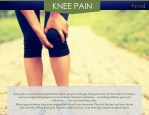 Knee pain causes, symptoms and treatments. TeMed.com