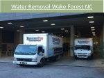 Premier Water Removal Service Cary North Carolina