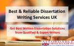 Best & Reliable Dissertation Writing Services UK