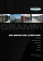 Mesh Fencing, Railing and Security Fencing - GrammBarriers