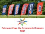 Automotive Flags, Car Advertising & Dealership Flags