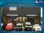 Contact Viking Automotive For Auto Repair Chantilly VA