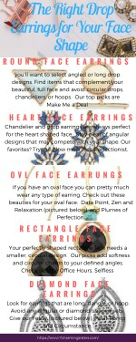The Right Drop Of Earrings | 7CS Jewelry