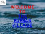 Best Corporate Day Outing-The Rurban Village