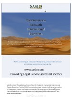 Law Firms In Muscat