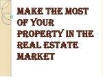 Estimation of your Property in the Vancouver Real Estate