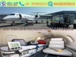 Economical services by Sky Air Ambulance from Bangalore to Delhi
