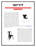 The Best Quality Corona & Tolix Chair