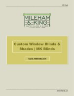 Custom Window Blinds & Shades | MK Blinds
