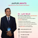 To know more about knee tips by Dr. Lalit Modi. Jaipurjoints provide best knee replacement surgery in Jaipur.