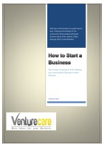 Venture care-How to Start a Business | Starting your own business, Starting an online business
