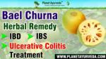 Herbal Remedy for IBD, IBS & Ulcerative Colitis Treatment - Bael Churna