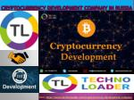 Cryptocurrency Development Company in Russia