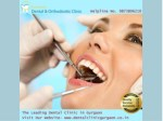 Looking for services for Dental Implant in Gurgaon