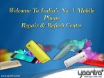 India's Leading Mobile Repair and Refurb Company