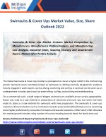 Swimsuits & Cover Ups Industry Growth Factors, Segments, Market Research report By 2022