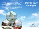 Book Now Bhubaneswar Travel Agency at Reasonable Prices