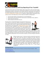 Treadmill Repair and Services in Ahmedabad