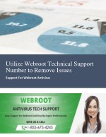 Troubleshoot Issues on your Computer Caused by Webroot?