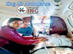 King Air Ambulance Service in Chennai