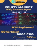 DAILY EQUITY CASH Prediction REPORT By TradeIndia Research 13-03-2018