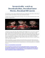 Inconceivable- watch on Downloadwithus, Download latest Movies, Download HD movies