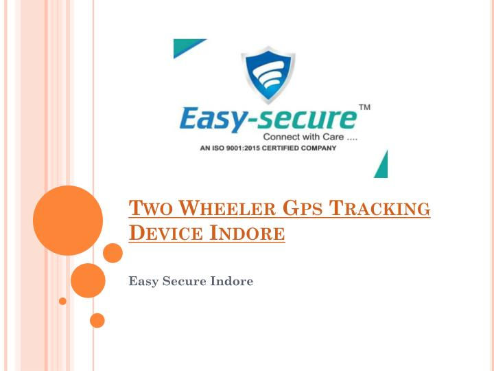 two wheeler gps tracking device indore n.