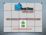 Buy SSC Books online at low prices