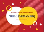 Bbq catering singapore