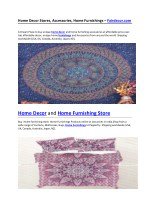 Home Decor Hippie Mandala Tapestry