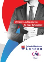 CMI level 3 Diploma in First Line Management-School of Business London
