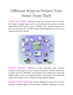 Best Home Security Systems & Alarms in Oxford
