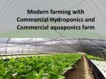 Commercial Farming Consultants
