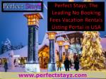 Perfect Stayz South America Vacation Rentals