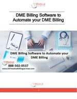 DME Billing Software to Automate your DME Billing