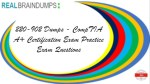100% verified 220-902 Exam Question Answers for 220-902 Braindumps