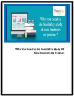 Feasibility Criteria in Feasibility Study   Create A Feasibility Report with us