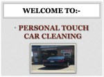 Get the Best Hand Car Wash Service in Hamilton (Mt.Hope)