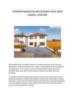 Freehold Property For Sale in Rutters Close, West Drayton - £550,000