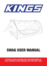 Swag User Manual - How To Season Your Adventure Kings Canvas Product