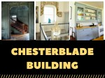 Get Beautiful Interior and  Exteriors with chesterblade building