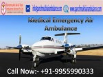 Panchmukhi Provide Low-Cost Air Ambulance Service in Jabalpur and Raipur with Medical Team