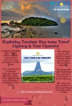 Sao Tome Tours|Sao Tome Tour Packages