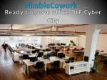 Nimblecowork-Ready to move office DLF Cybercity
