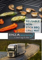 Reusable Non-Stick BBQ Grill Mat | Enza Group Victoria